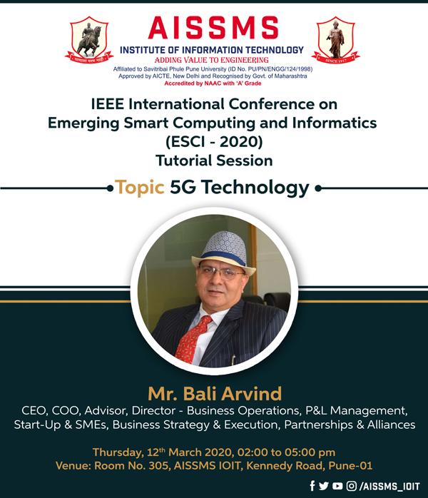 Mr Bali Arvind