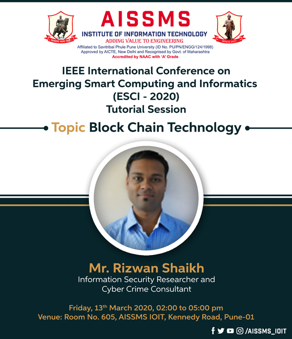Mr Rizwan Shaikh